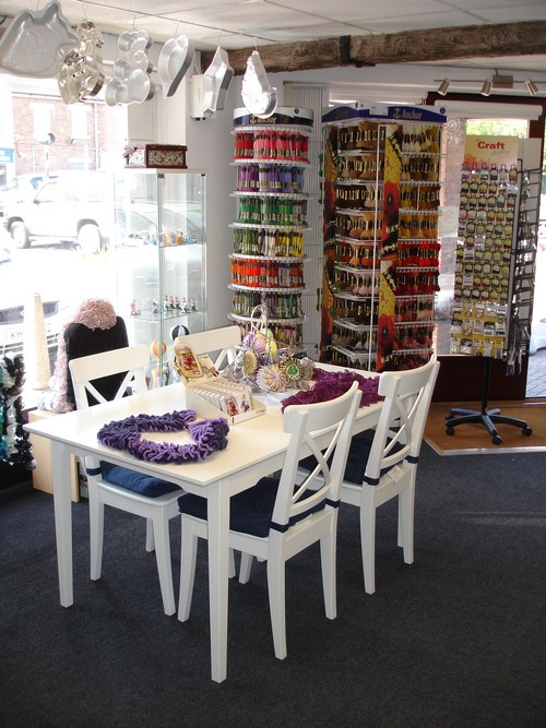 Seating Area for Knit and Natter Groups