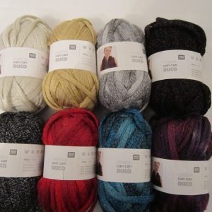Rico Creative CanCan Disco Wool