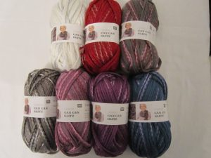 Rico Creative CanCan Glitz Wool